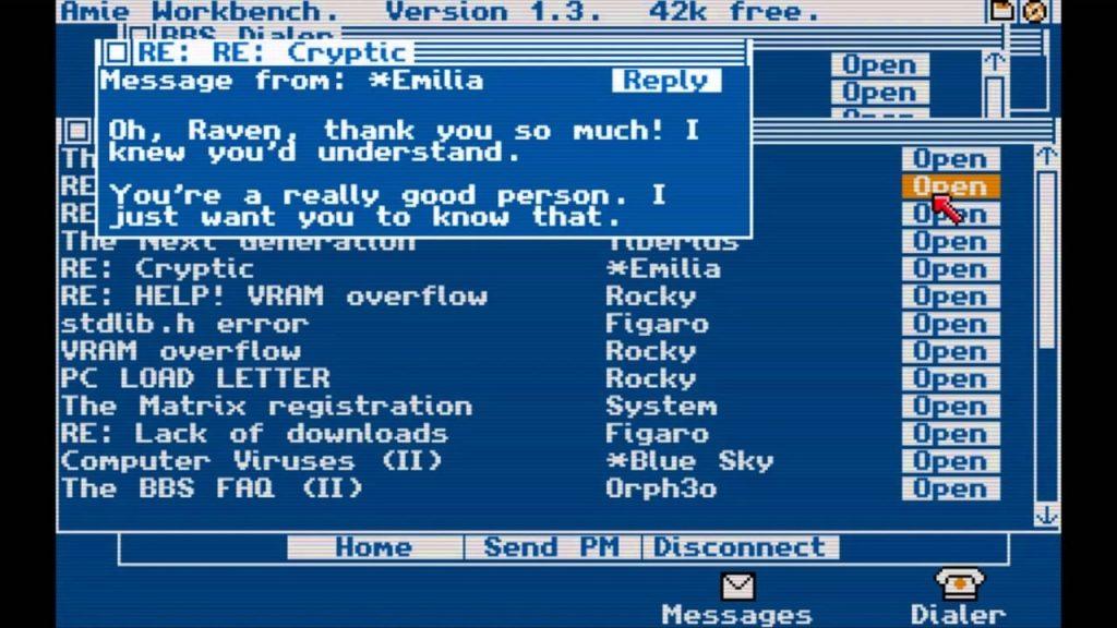 Digital: A Love Story