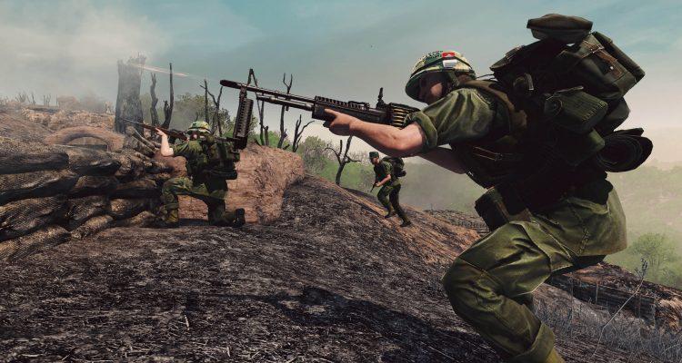 Обзор Rising Storm 2: Vietnam
