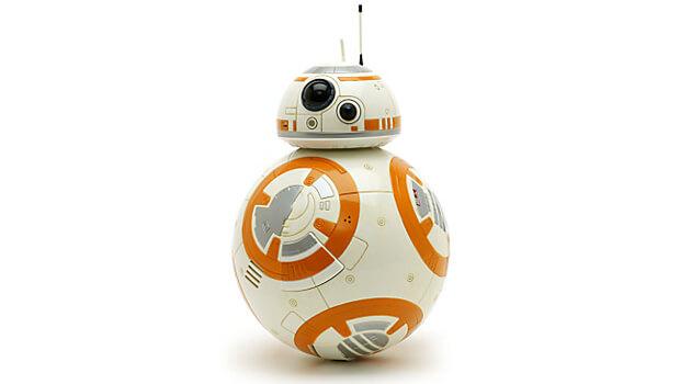 Интерактивная говорящая фигурка BB-8
