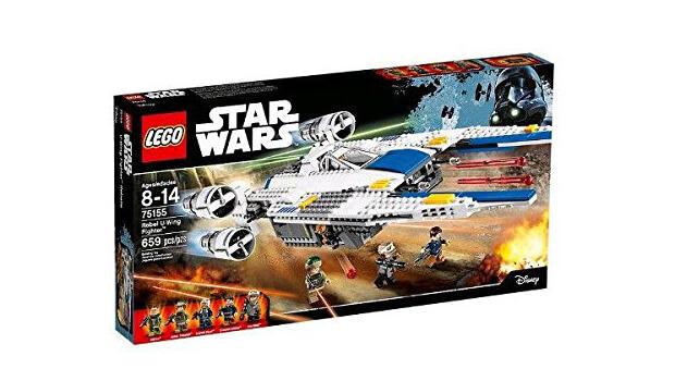 Lego Star Wars – истребитель U-Wing