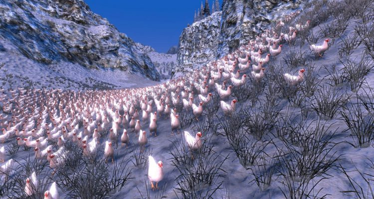 Обзор Ultimate Epic Battle Simulator