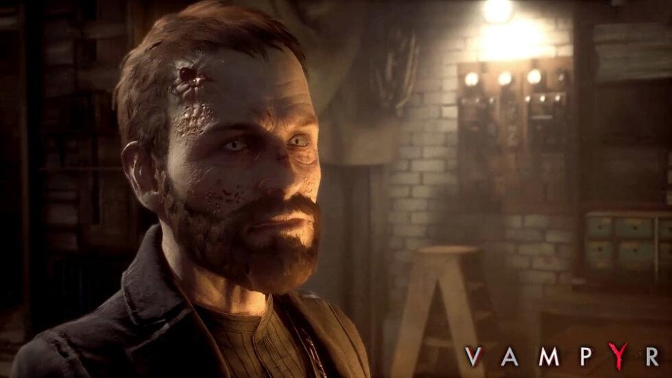 В Vampyr важнее не способ убийства, а то, кого вы убиваете