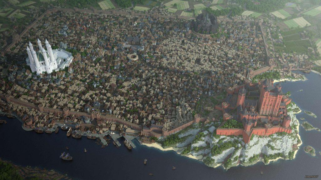 Minecraft — Вестероскрафт
