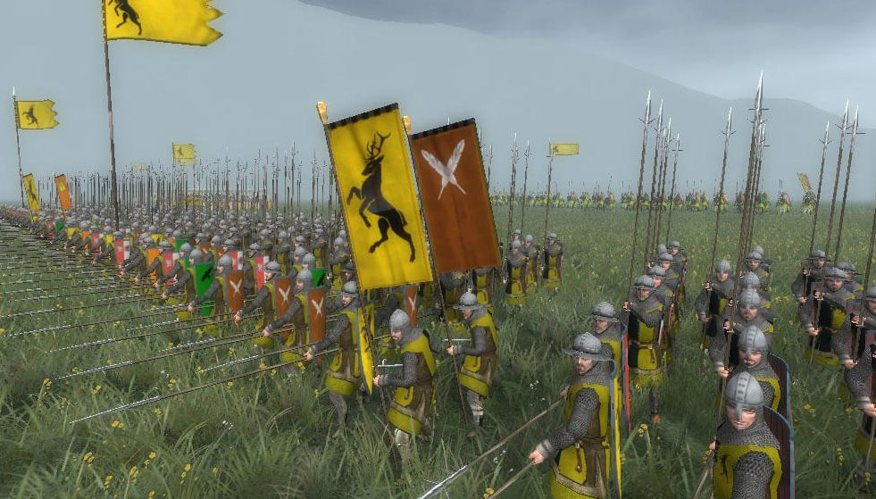 Medieval 2: Total War: Kingdoms—Westeros: Age of Petty Kings