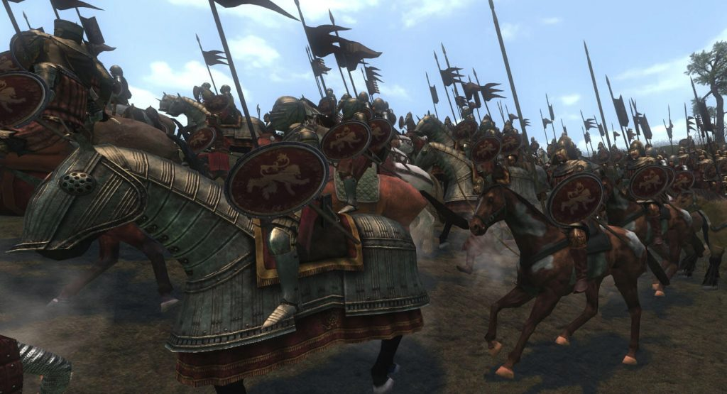 Mount and Blade: Warband—A Clash of Kings