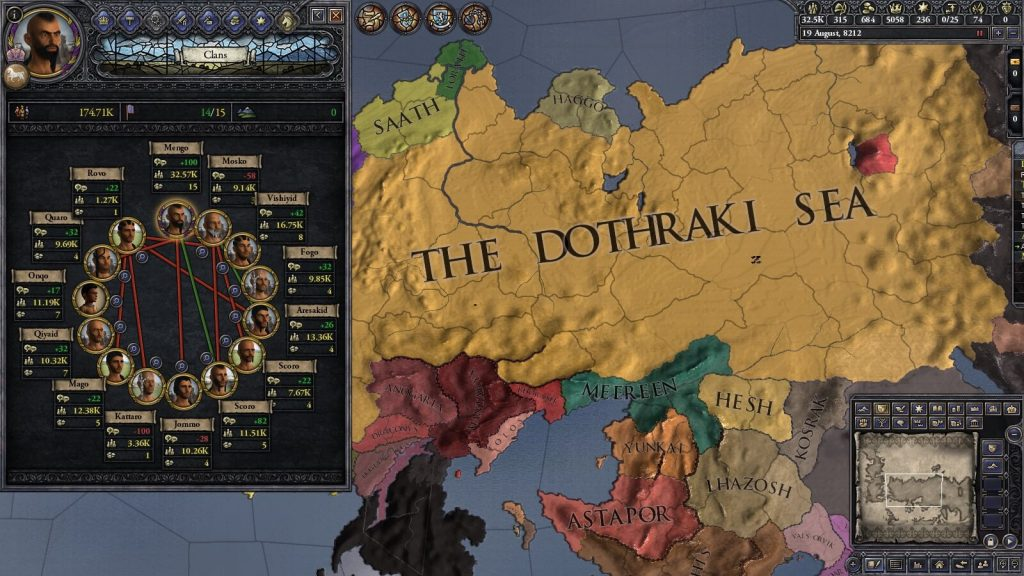 Crusader Kings 2—A Game of Thrones