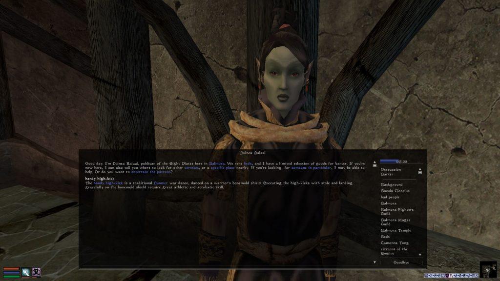 Better Dialogue Font и Less Generic NPCs