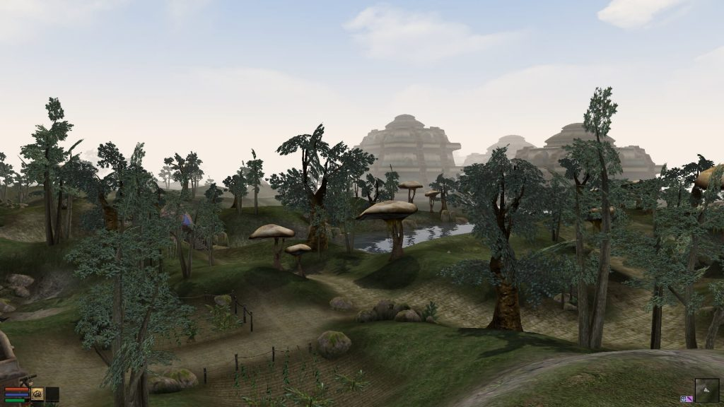 Morrowind Graphics Extender XE