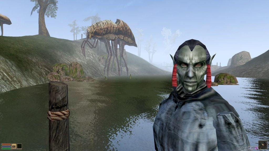Лучшие моды для Elder Scrolls III: Morrowind