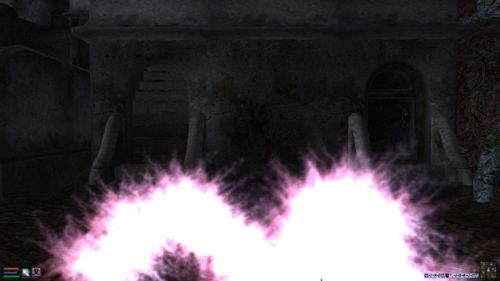 Oblivionized Magicka Regeneration