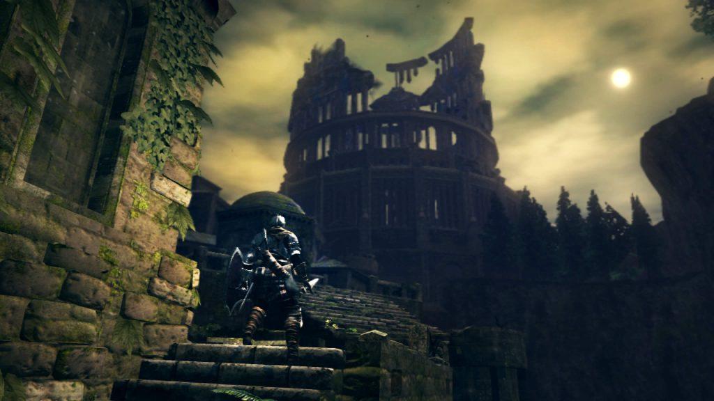 ПК-порт Dark Souls