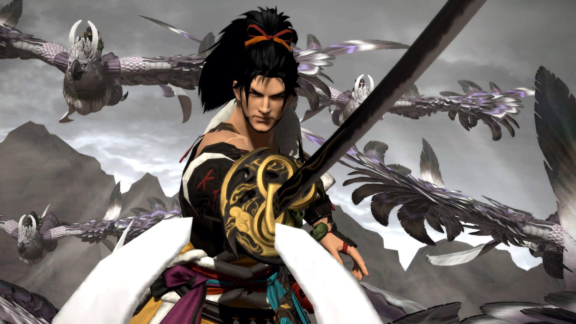 Обзор Final Fantasy 14: Stormblood
