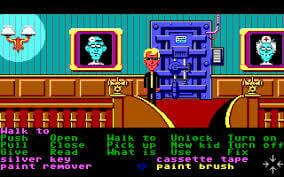Как point-and-click интерфейс из Maniac Mansion в корне изменил квесты