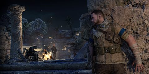 Основные проблемы игр в жанре стелс