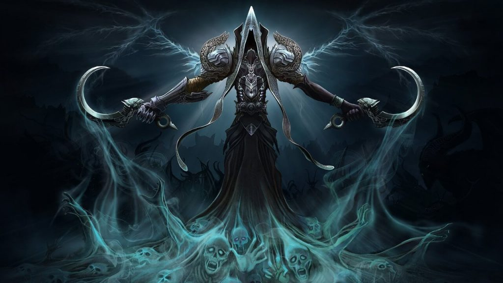 Diablo 3: Некромант «Инарий»