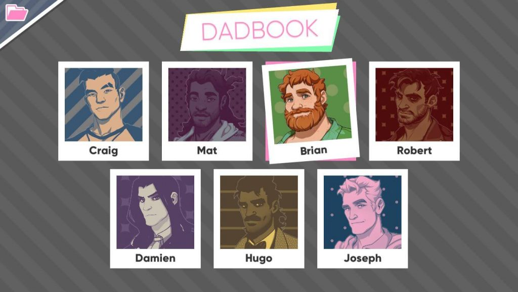 Обзор Dream Daddy: A Dad Dating Simulator