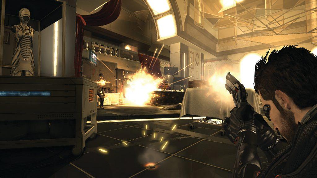 Серия Deus Ex – Самая исторически достоверная игра о… будущем?