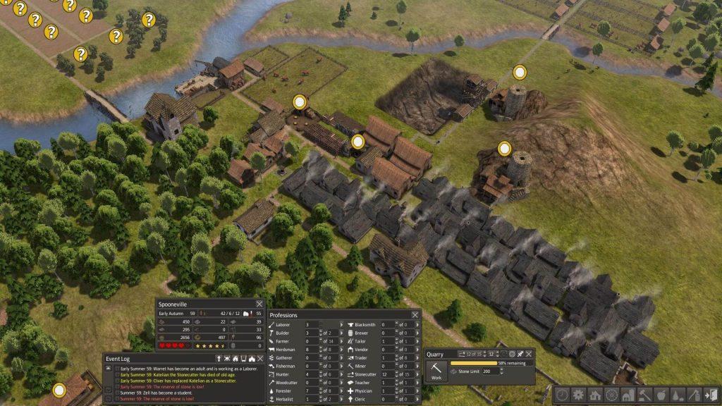 Banished – Самое достоверная игра про колонию поселенцев