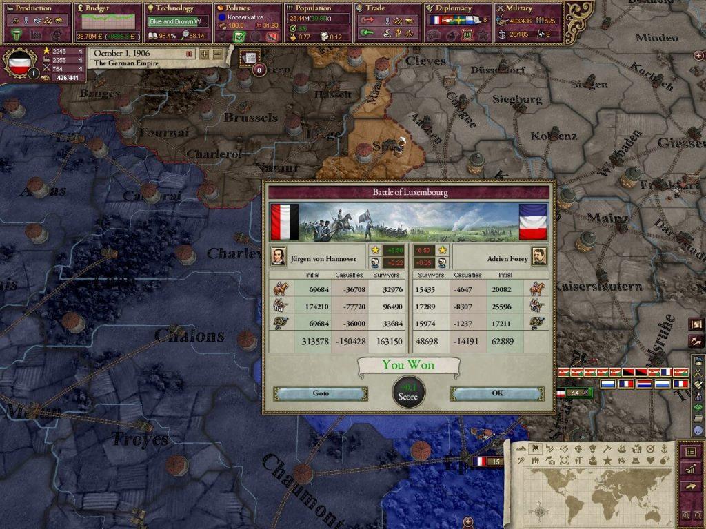 Victoria 2 – Наиболее исторически достоверная игра о промышленной революции