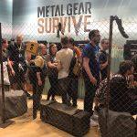 Новые скрины Metal Gear Survive и свежие данные по постройке баз