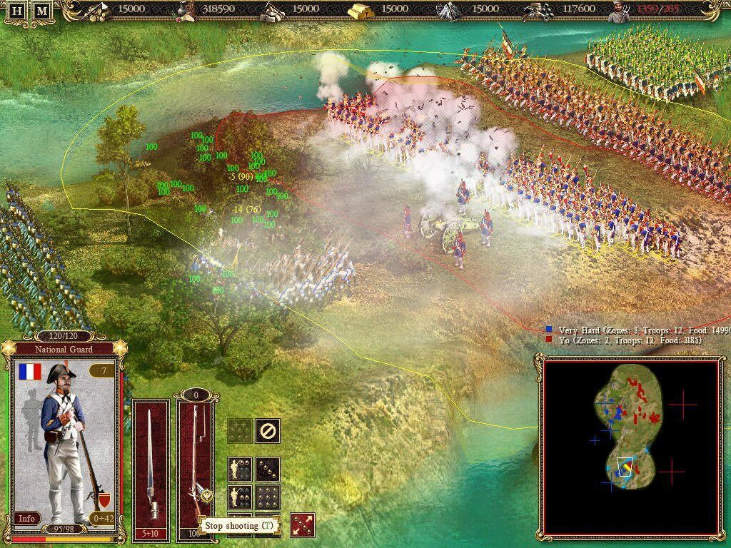 Cossacks 2: Napoleonic Wars