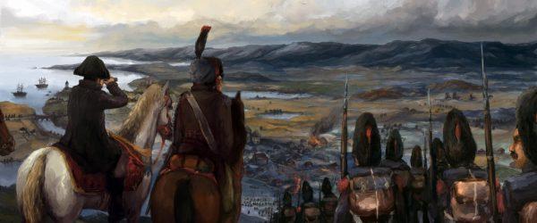 Топ игр про Наполеоновские войны