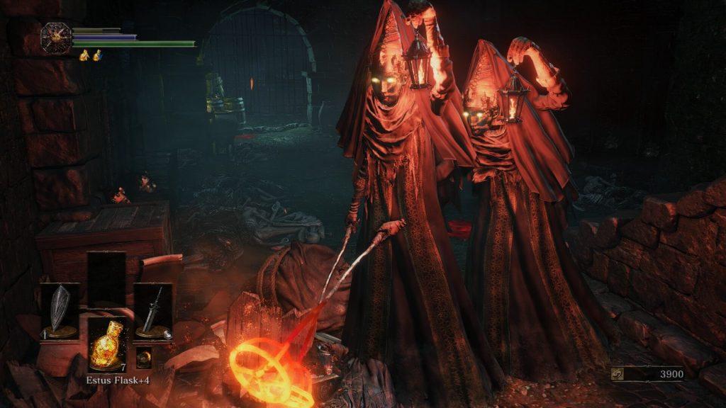 Подземелье Иритилла (Dark Souls 3)