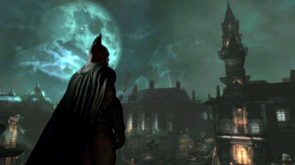 Аркхем (Batman: Arkham Asylum)