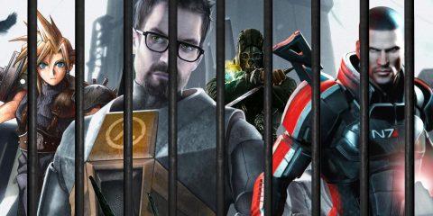 Самые суровые тюрьмы в играх