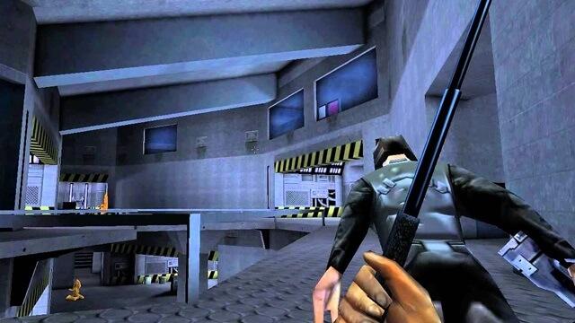Тюрьма Маджестик-12 (Deus Ex)