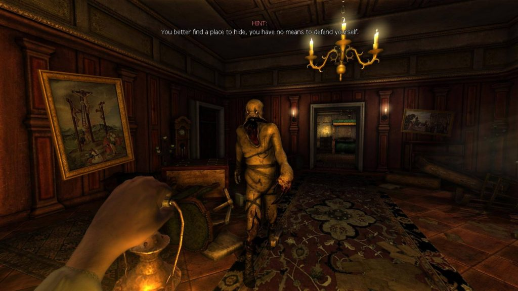 Обзор Amnesia: The Dark Descent