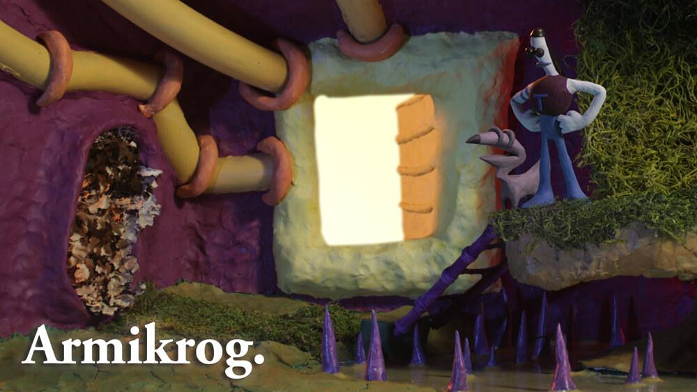 Обзор Armikrog