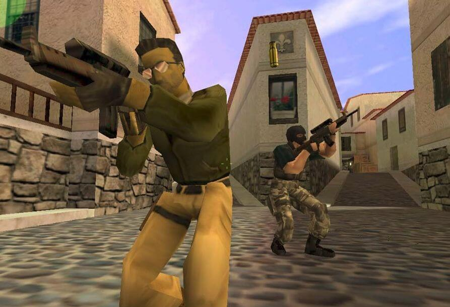 Мод Counter-Strike для Half-Life