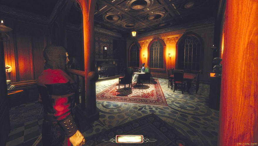 The Dark Mod для Doom 3