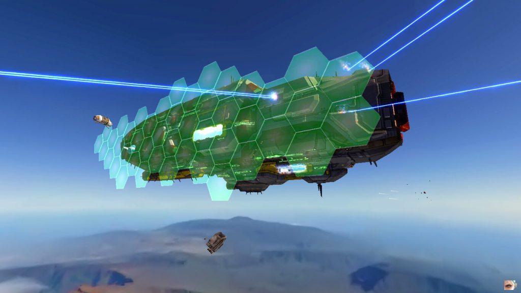 Complex Mod для Homeworld 2