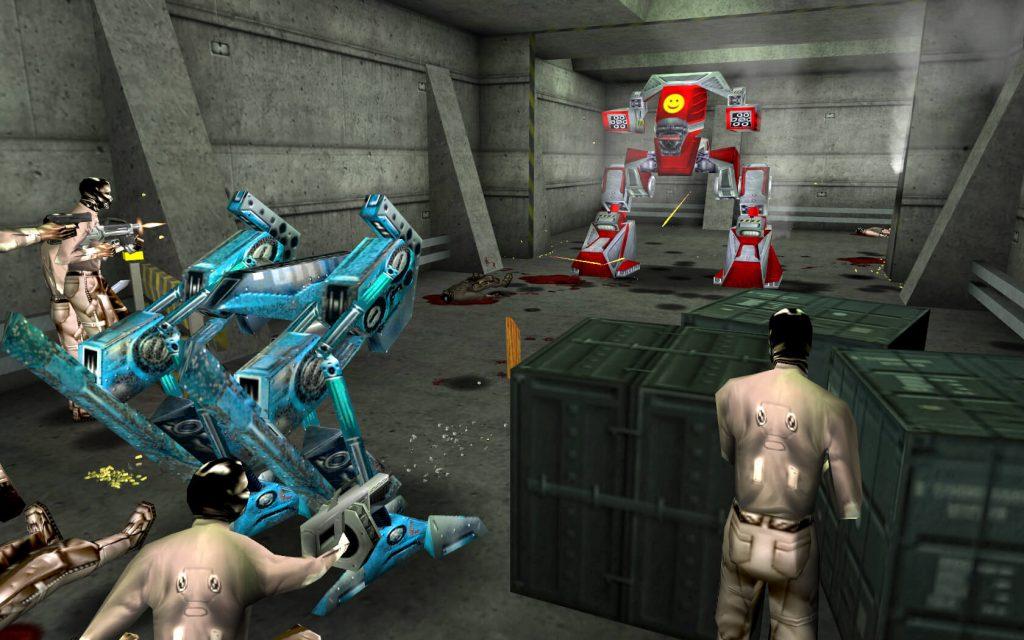 The Nameless Mod для Deus Ex