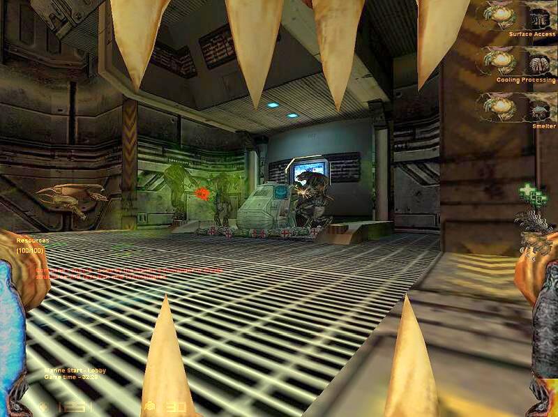 Мод Natural Selection для Half-Life