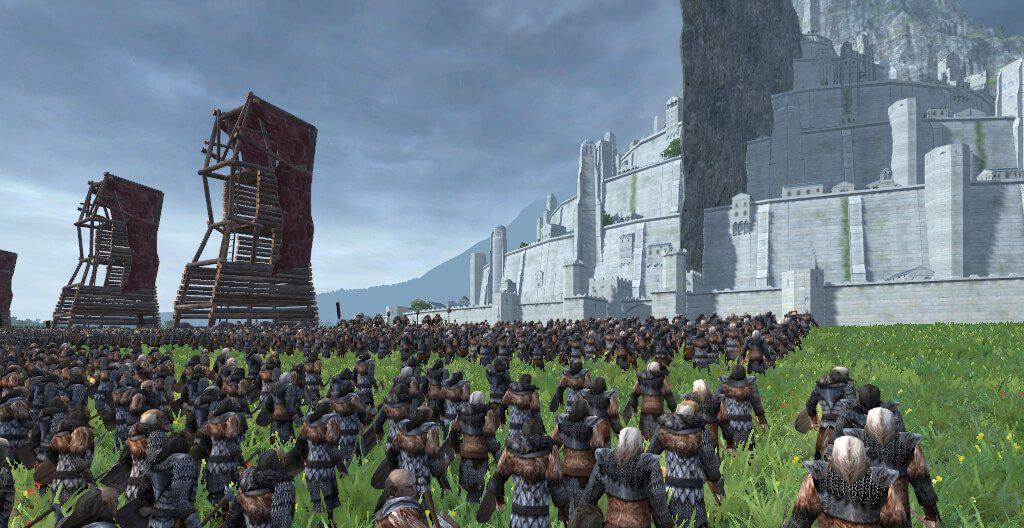 Мод The Third age для Medieval 2: Total War Kingdoms