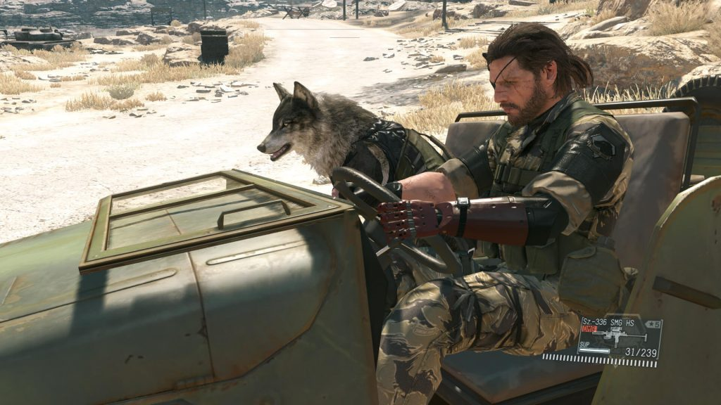 Metal Gear Solid 5: TPP