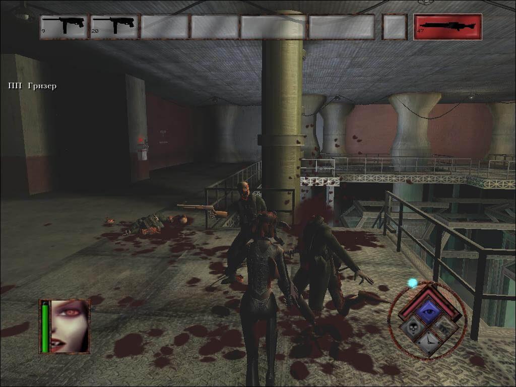 Обзор BloodRayne