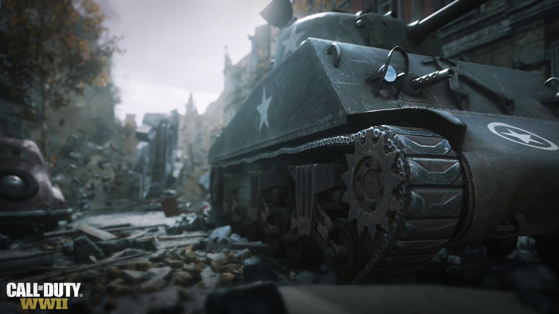 Call of Duty: WWII сделает акцент на реалистичности