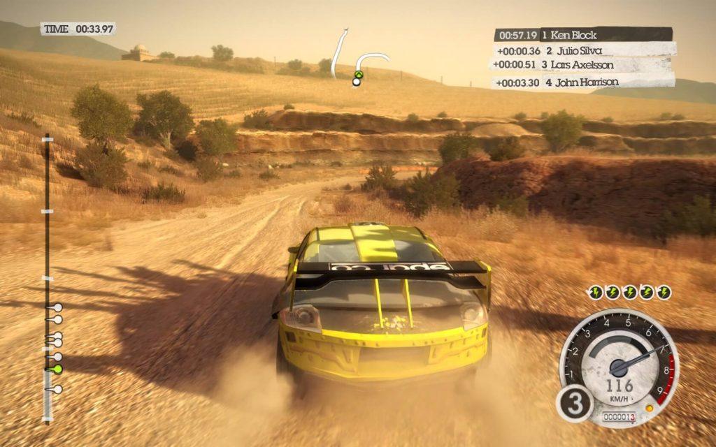 Обзор Colin McRae: Dirt