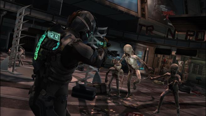 Обзор Dead Space 2