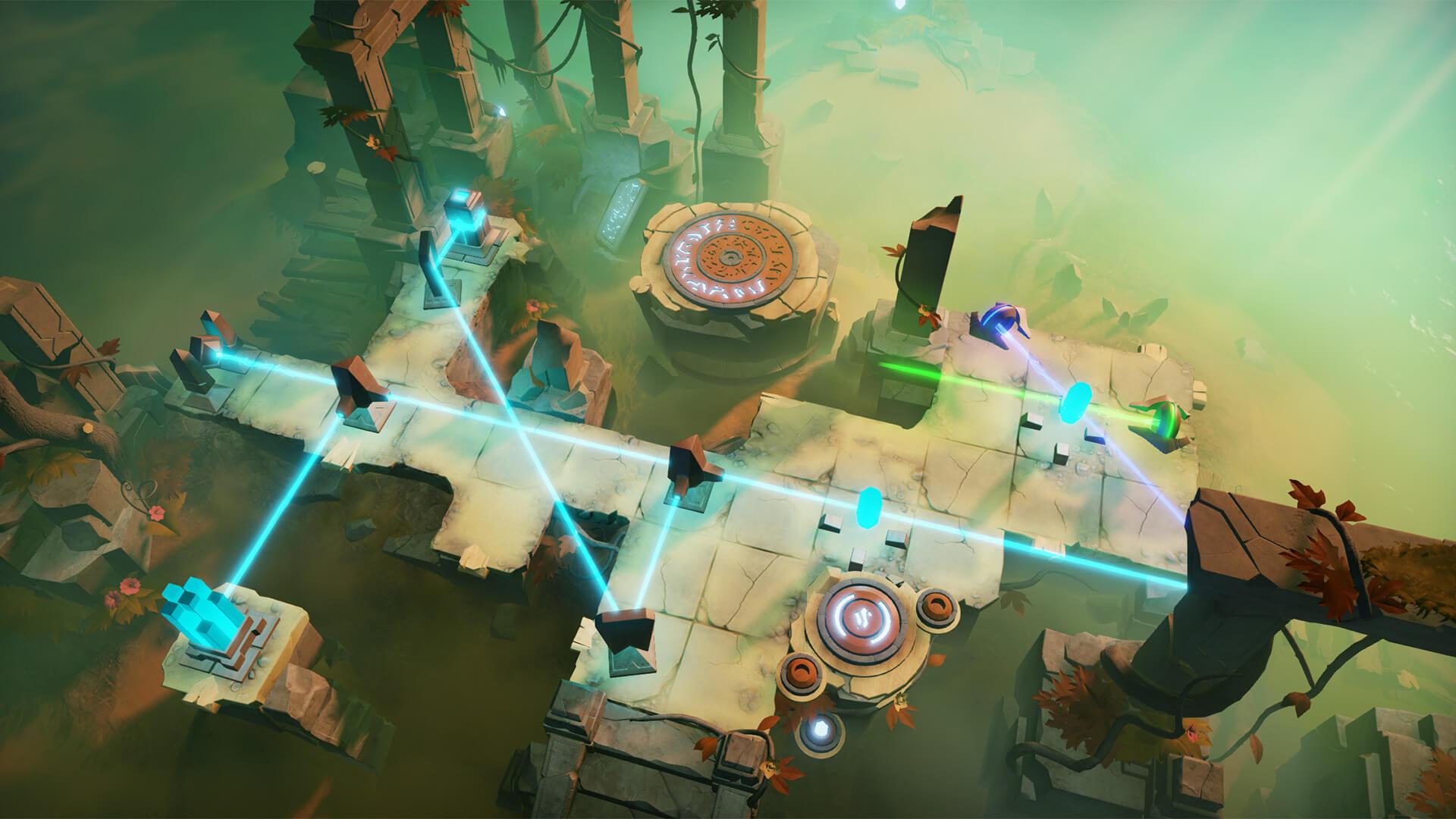 Дебют видеоигры Archaica: The Path Of Light