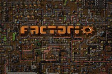 Превью Factorio
