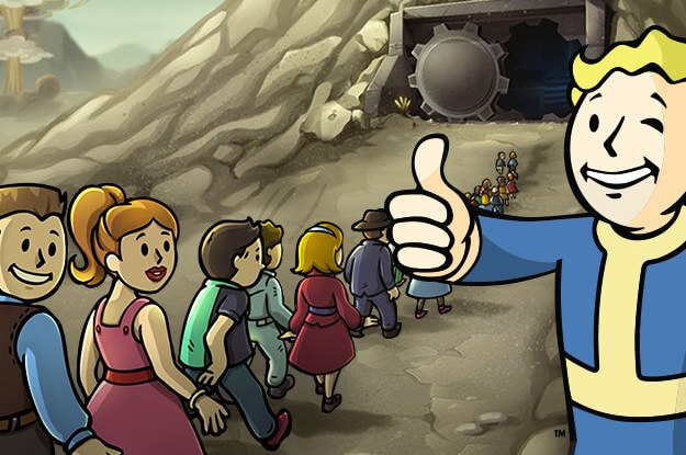 Обзор Fallout Shelter