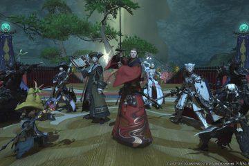 Final Fantasy XIV организовали благотворительный марш