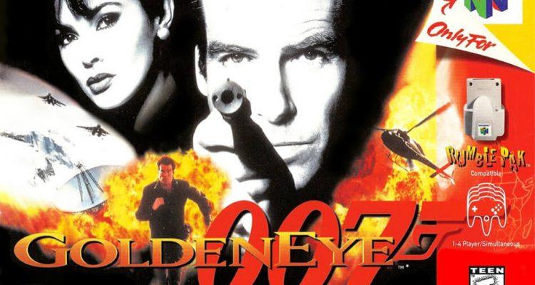 GoldenEye 007 переезжает на движок Doom