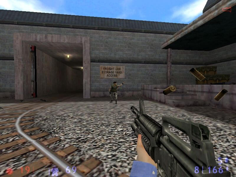 Обзор Half-Life: Blue Shift
