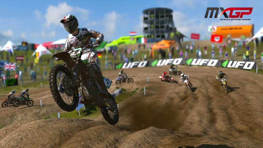 Обзор MXGP3 - The Official Motocross Videogame